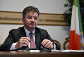 Lajčak na sastanku sa Vučićem: EU nema interes da održava status kvo na relaciji Beograd - Priština