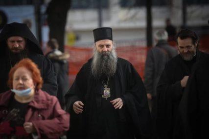 """Riječi novog patrijarha """"Najvažnije je pomoći ljudima, kad bude ljudi, BIĆE I HRAMOVA"""""""
