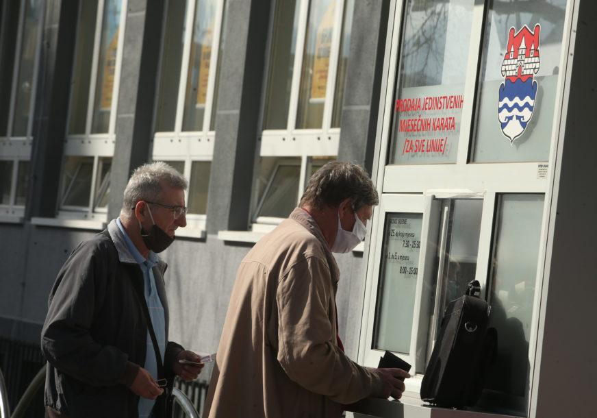 Đačke mjesečne karte za maj VAŽIĆE i za april: Postignut dogovor Grada i autobuskih prevoznika
