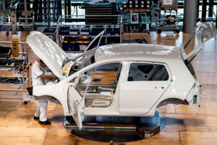 VRAĆA SE OPTIMIZAM Situacija u njemačkoj auto-industriji malo poboljšana
