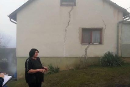 ŠTETA OD POTRESA U Novom Gradu evidentirano 16 objekata za rušenje
