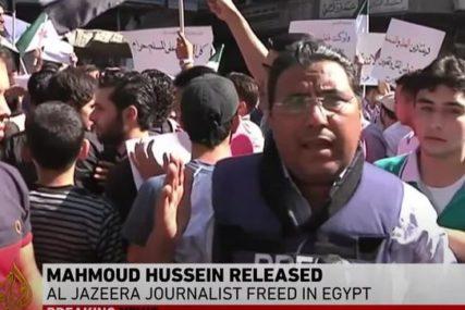 Novinar Al Džazire na slobodi: Četiri godine proveo u zatvoru pod optužbom da je širio lažne vijesti