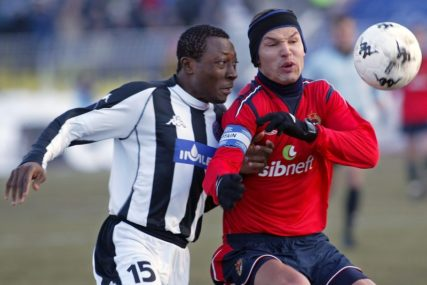 LEGENDARNI STRANAC Odita postigao gol protiv svog bivšeg kluba