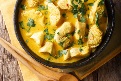 Ovako pripremljenu još niste PROBALI: Piletina u kefiru i senfu
