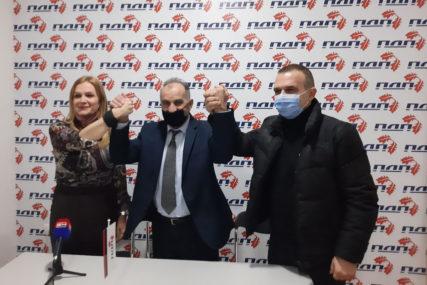 """PDP PODRŽALA FILIPOVIĆA """"Građanima će ponuditi čast i poštenje"""""""