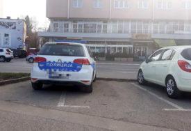 KAD POLICIJA PARKIRA Vozači ogorčeni, a jedna Banjalučanka ima jasnu poruku