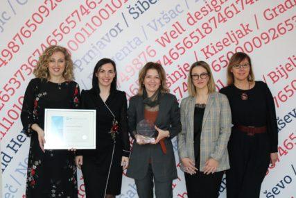 PRESTIŽNO PRIZNANJE Addiko Bank Sarajevo jedina banka u BiH sa sertifikatom Poslodavac Partner