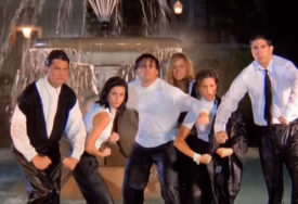 "BEZVREMENSKI HIT Na današnji dan prije 27 godina prikazana je prva epizoda kultnih ""Prijatelja"""