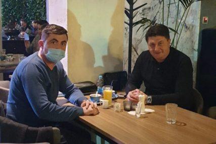 """""""GRADONAČELNIK SVIH GRAĐANA"""" Radović se sastao sa Petrovićem"""