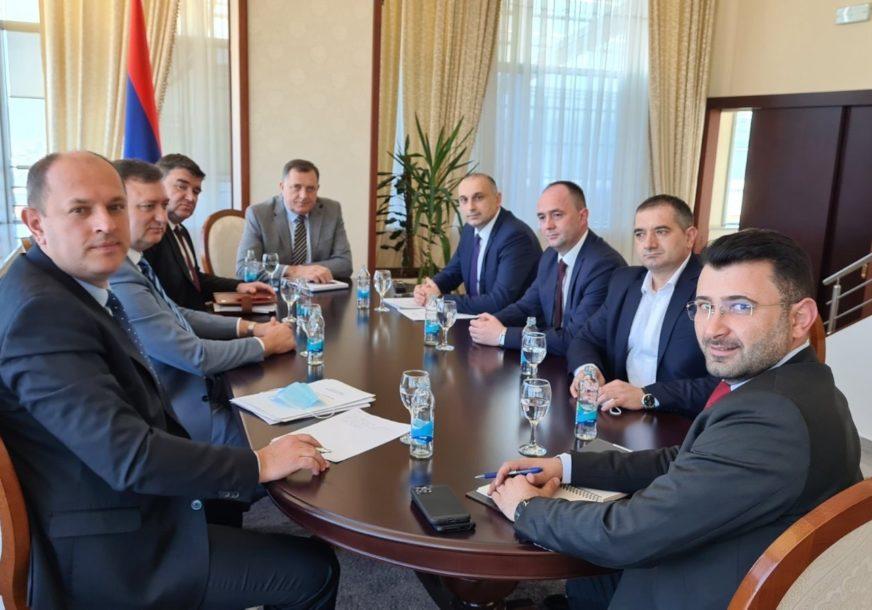 SARADNJA DODIKA I BANJCA Narodna partija Srpske spremna da bude dio vladajuće koalicije
