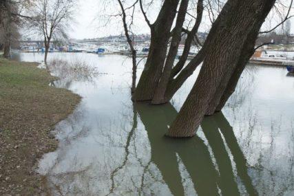 VODOSTAJI U PORASTU Sava kod Šapca dostiže granicu vanredne odbrane od poplava