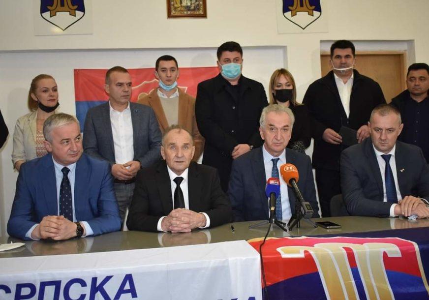 Potpisan sporazum: SDS, PDP i DNS podržaće Filipovića za gradonačelnika Doboja