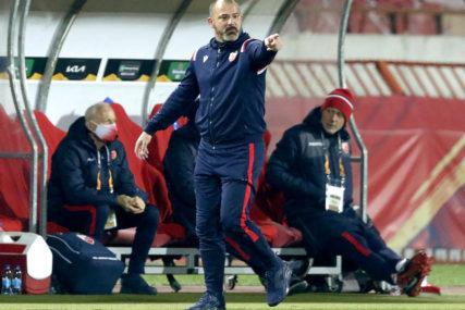 ZVEZDA OTPUTOVALA U MILANO Stanković računa na 21 igrača