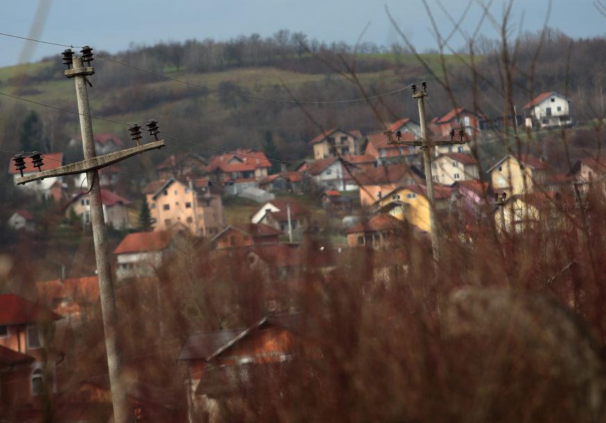 Bez struje povremeno ostaje nekoliko ulica i naselja