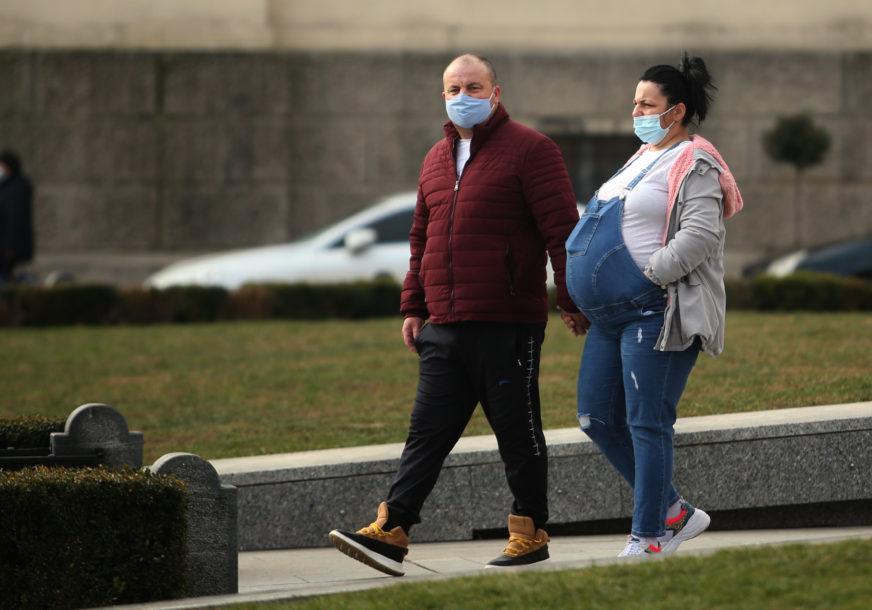"""""""Trudnice nisu u većem riziku da se zaraze"""" Dr Bulatović pojasnila kolika je vjerovatnoća da se infekcija prenese na bebu"""