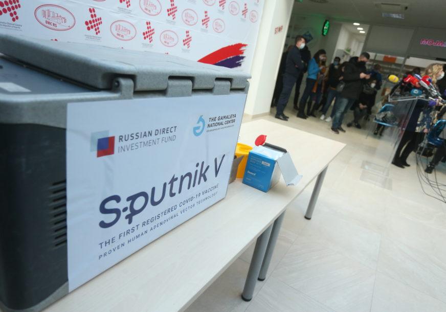 JOŠ 100.000 DOZA Vučić večeras dočekuje novi kontingent ruskih vakcina