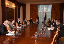 DOBRI POSLOVNI REZULTATI Predstavnici PREF na sastanku kod Viškovića