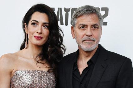 LJUBAV SA AMAL TRAJE Džordž Kluni  na zanimljiv način održava romantiku u braku (FOTO)