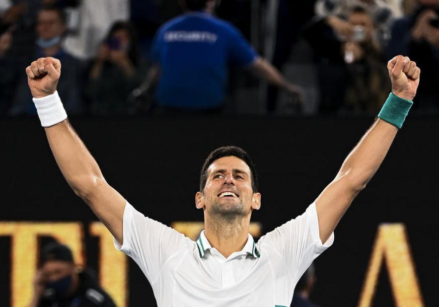 Marej o dominaciji na terenu: Mlađi još ne mogu da ugroze Đokovića, Nadala i Federera