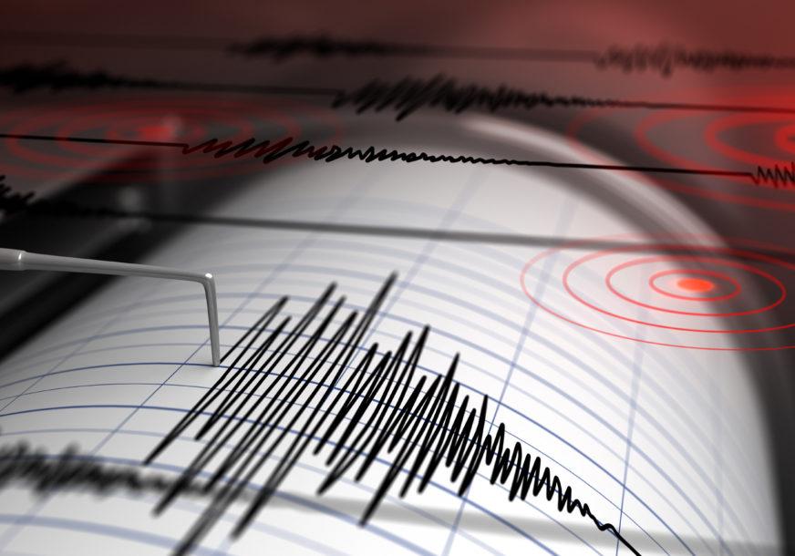 Treslo se tlo: Zemljotres u blizini Gnjilana