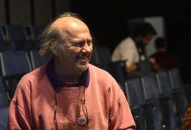 DOBRO RASPOLOŽEN Zijah Sokolović otpušten iz bolnice (FOTO)