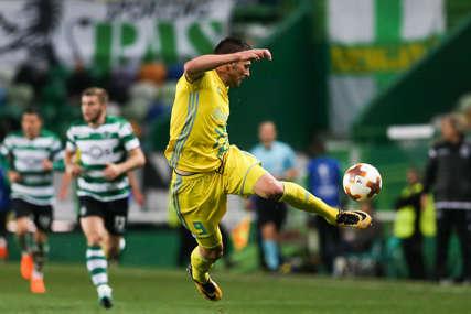 Postigao četiri gola: Despotović u konkurenciji za igrača mjeseca ruske Premijer lige