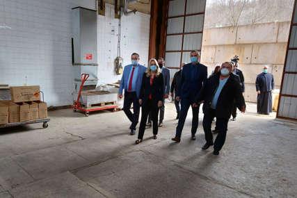 Cvijanovićeva u posjeti Prijedoru: Otkloniti prepreke u poslovanju privrednika i preduzetnika
