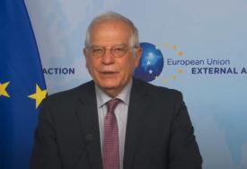 """""""NASILJE MORA PRESTATI"""" EU poručuje da i Izraelci i Palestinci imaju pravo da žive u slobodi"""
