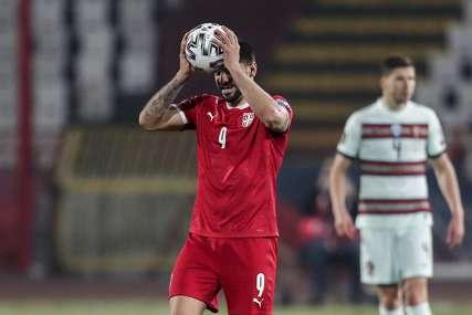 NOVI REKORDER Mitrović prestigao Bobeka, postigao 39. gol u dresu sa nacionalnim grbom (VIDEO)