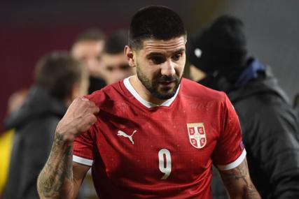 """MITROVIĆ ČEKA REKORD """"Znam da ću ga oboriti, neka bude protiv Portugala"""""""
