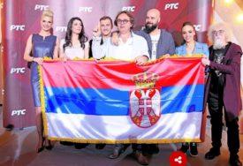 """""""Kolegama i meni je jako teško""""  Danica Krstić se dirljivim riječima oprostila od Sanje Ilića"""