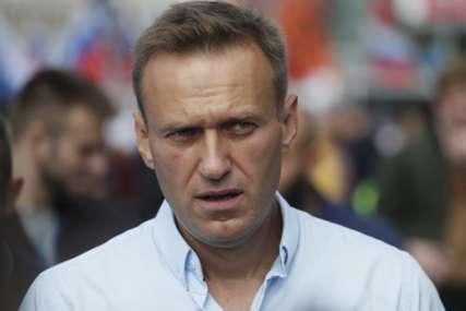 """""""Opasno je po njegov život"""" Saveznica Navaljnog ga pozvala da prekine štrajk glađu"""