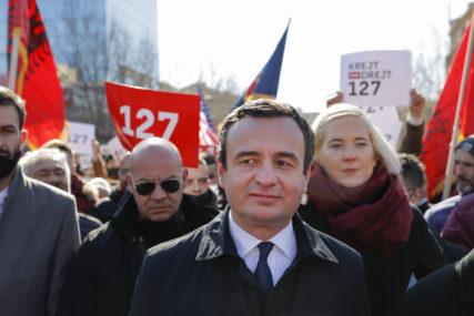 """""""NISAM POD PRITISKOM ROKOVA"""" Kurti nakon sastanka sa Lajčakom ponovio da dijalog nije njegov prioritet"""