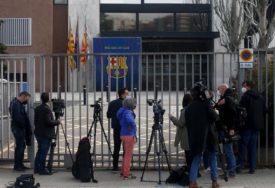 REAKCIJA NA HAPŠENJA Barselona: Sarađujemo sa policijom