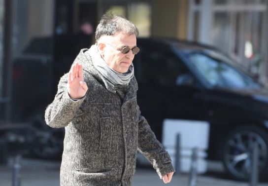 Branislav Lečić krenuo na saslušanje povodom optužbi za silovanje
