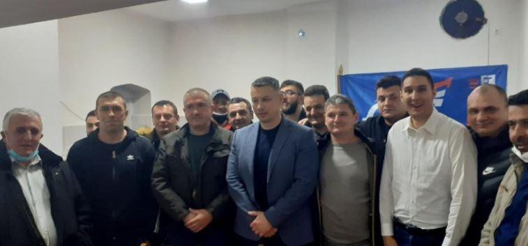 """""""MLADA POLITIČKA SNAGA"""" Pokret za Višegrad pristupio DNS Nenada Nešića (FOTO)"""