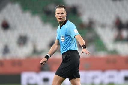 POZNAT SUDIJA ZA PORTUGAL Srbiji sudi policajac, UEFA ništa ne prepušta slučaju