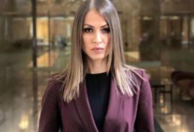 ODBILA POLIGRAF Dijana Hrkalović saslušana povodom navodne povezanosti s Elezom i Belivukom