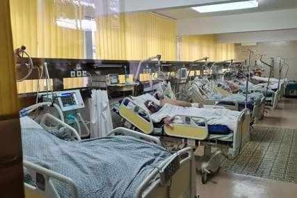RADNICI NA IZMAKU SNAGA U bolnici u Doboju kapaciteti puni, medicinari uputili apel građanima
