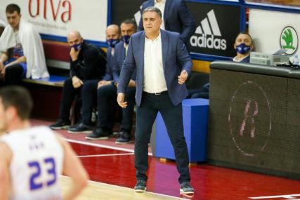 """BAJIĆ ZADOVOLJAN """" Sjajne tri četvrtine, pad u finišu razumljiv"""""""