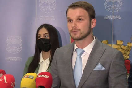 """""""Grad je u POTPUNOJ BLOKADI"""" Stanivuković uvjeren da je Dodik jedini s kojim treba razgovarati o budžetu Banjaluke (VIDEO)"""