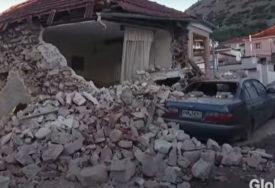 TRESLO SE TLO Ponovo zemljotres u Grčkoj, jačine 5,8 stepeni Rihtera