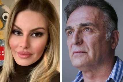 """""""Ne mogu da odolim"""" Nakon Danijeline optužbe da ju je Lečić silovao, voditeljka pokazala poruke koje joj je glumac slao (FOTO)"""