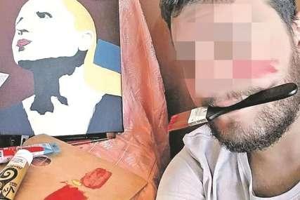 Počinio jezivo ubistvo, pa otišao na pregled: Sudija ikonopiscu izrekao 30 godina robije, opisao i kako je sve izgledalo