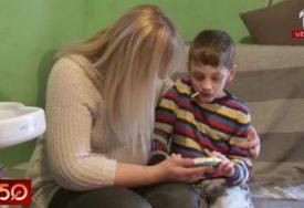 MAJKA HEROJ Upisala je dvije više škole kako bi pomogla svom sinu koji boluje od neizlječive bolesti
