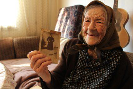 STOTINU LJETA BAKE JELKE Zovu je Mlada, a u Lijevču nema starije