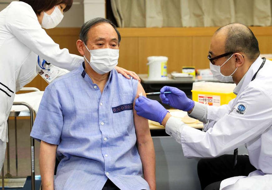 Nevjerovatna situacija u Japanu: Vakcine im stoje u frižiderima, NABAVILI 28 MILIONA DOZA, a iskoristili 15 odsto