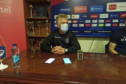 NESTOROVIĆ NEĆE PRED NOVINARE Borković: Čestitam Borcu na pobjedi