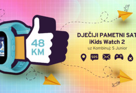 iKids Watch i Kombinuj: S Junior za bezbrižne roditelje i sigurnu djecu
