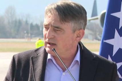 Ustavni sud BiH odbacio Komšićevu apelaciju na Zakon o prebivalištu